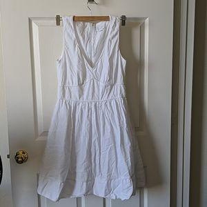 Jessica Simpson White Summer Dress - Sz 8
